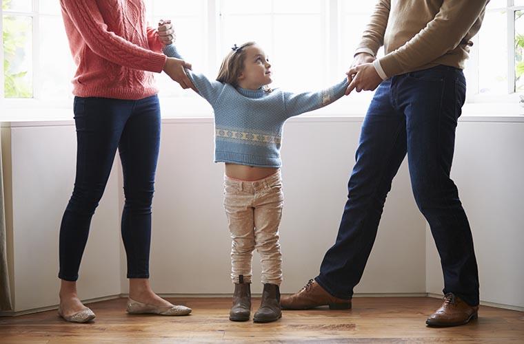 Menor y Divorcio