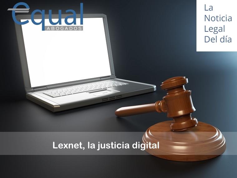 Lexnet, la justicia digital