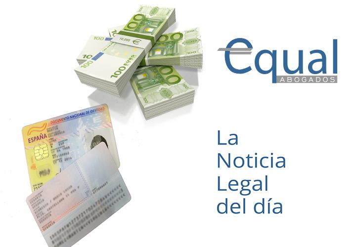 Condenados por facilitar DNI a cambio de dinero.  La Sección segunda de la Audiencia de Balears ha condenado a siete personas por facilitar el DNI falsos a cambio de dinero a personas que carecían de dicha documentación.