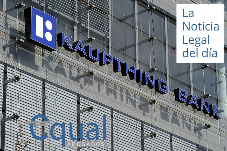 Banco condenado a abonar 137.000 euros a promotor por preferentes