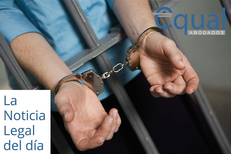 Condenado a prisión por simular accidente de tráfico