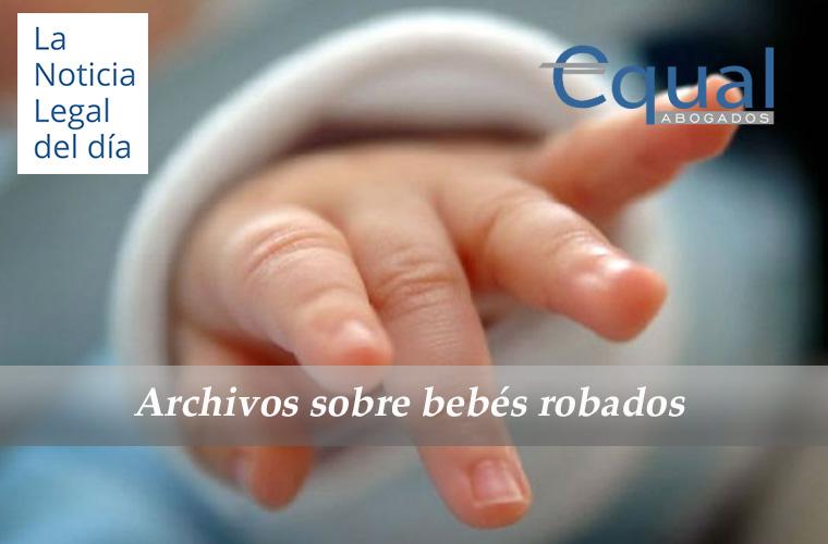 Archivos sobre bebés robados